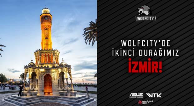 İzmir'de Wolfcity turnuvası heyecanı var