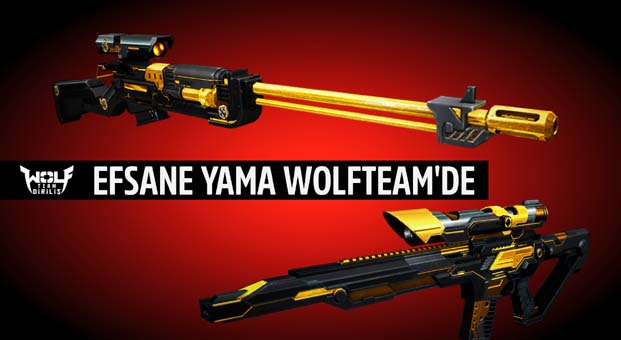 Wolfteam'e efsane güncelleme geliyor