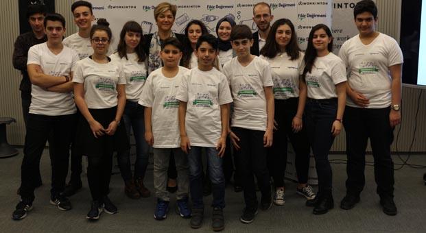 Türkiye'nin en genç girişimcileri üretmeye başlıyor