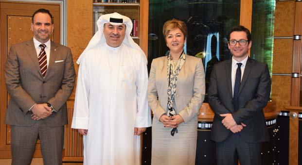 Alfardan Group, Workinton işbirliği ile co-working sektörüne 4 milyon Katar Riyali yatırım yapılacak…