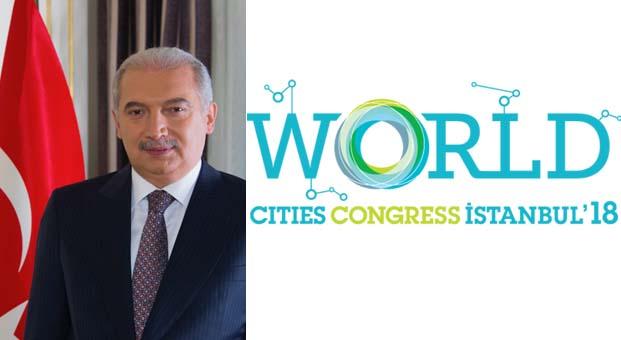 World Cities Congress İstanbul'18Akıllı Şehir Dönüşümüne öncülük ediyor