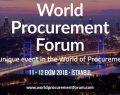 """500 milyar Dolar yöneten uzmanlar """"World Procurement Forum"""" için Türkiye'de olacaklar"""
