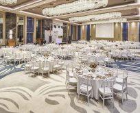 Lokasyon avantajıyla Wyndham Grand İstanbul Levent