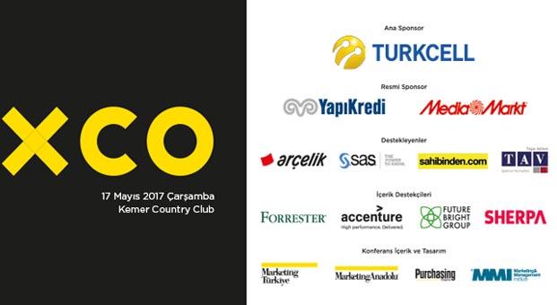 XCO 2017 yeni bir konferans deneyimine davet ediyor
