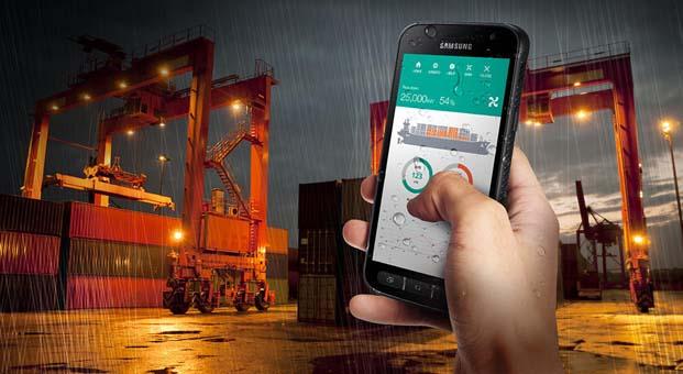 Zorlu şartlarda size eşlik eden Samsung Galaxy Xcover4