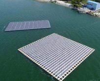 Yüzer GES %10 daha fazla elektrik üretiyor