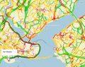 İstanbullular kapanan yolları Yandex Navigasyon'dan görebilecek