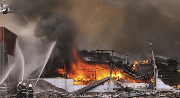 Türk Prysmian Kablo Yangından Korunma Haftası'nda uyarıyor