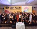 Yapı Fuarı – Turkeybuild İstanbul, 40. Yılını 40 farklı etkinlikle kutluyor