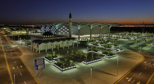 Medine Hızlı Tren İstasyonu'nu Yapı Merkezi inşa etti
