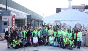 Yapı Fuarı – Turkeybuild İstanbul 41. yılında sosyal sorumluluk projesine imza attı