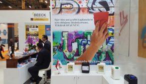 Uzertaş'ın inovatif ürünleri Yapı Fuarı'nda görücüye çıktı