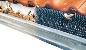 Braas Çatı Sistemlerinden PVC Yaprak Tutucu