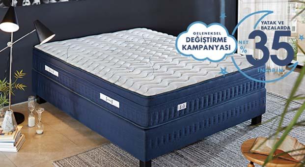 Yataş'tan Yataklar Değişsin, Uykular Yenilensin kampanyası