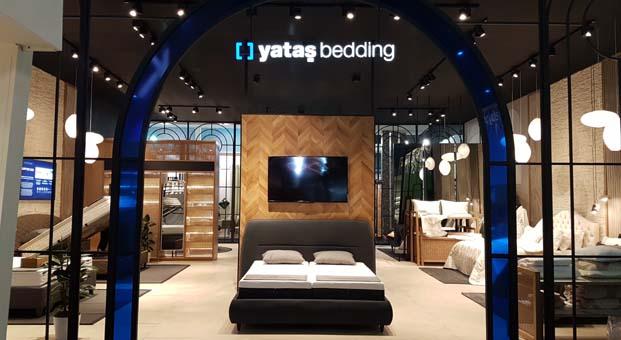 Yataş Bedding çeyiz ürünlerini ilk kez EVTEKS Fuarı'nda tanıttı