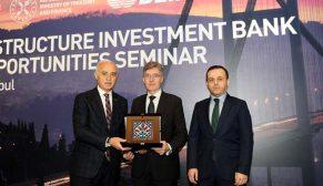 Türkiye altyapı yatırımları için büyük bir potansiyel sunuyor