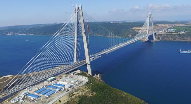 Yavuz Sultan Selim Köprüsü emlak fiyatlarını artırdı