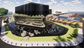 Tayvanlı YC Inox'un dev yatırımındaki mimari partneri Iglo Architects
