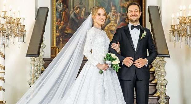 Yelda Demirören ile Haluk Kalyoncu evlendi
