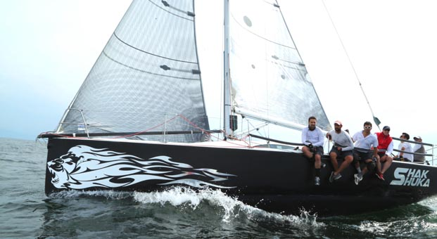 Viaport Marina Cup'ta yelkenler yine fora