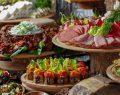 Ramazana özel Anadolu lezzetleriWyndham Grand İstanbul Levent'te