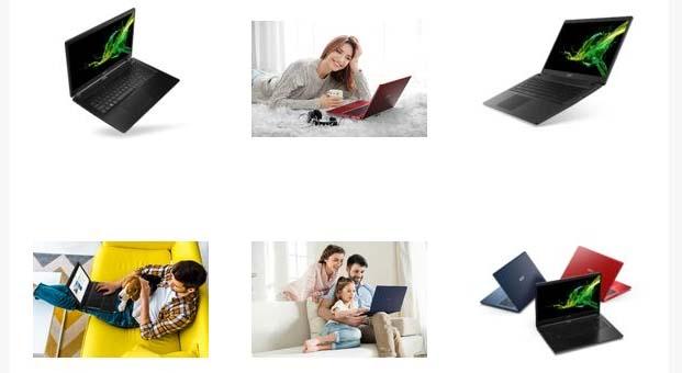 Yeni Acer Aspire Serisi tüketicilerin farklı ihtiyaçlarına yanıt veriyor
