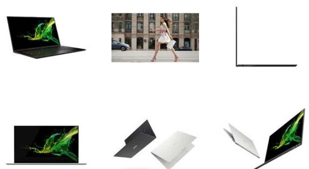 CES 2019 İnovasyon Ödülü alan Yeni Acer Swift 7 daha ince ve daha hafif