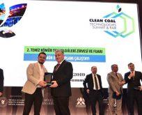 Yerli kömüre değer katanlara ödül