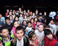 Üsküdar Belediyesi yetim ve öksüzleri unutmadı