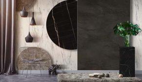 Yıldız Entegre ağacın sıcaklığını taş doku ile buluşturan yeni taş yüzeyini portföyüne ekledi