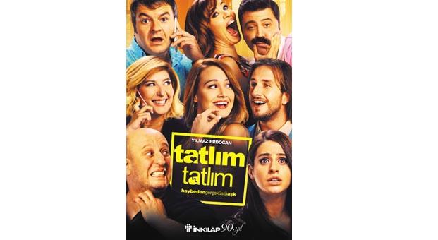Yılmaz Erdoğan'dan Haybeden Gerçeküstü Aşk: TATLIM TATLIM