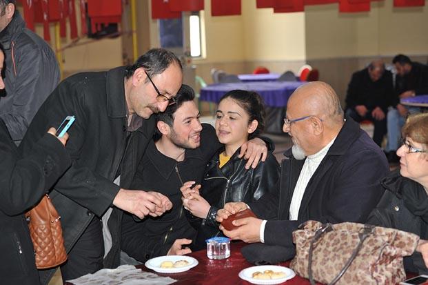 Yozgat Boğazlıyan'da 146 konut ve 30 iş yerinin hak sahipleri belirlendi