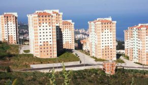 TOKİ Trabzon Yomra'ya 511 konut için çalışmalara başladı