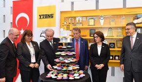 Türk Ytong 55. yılını gururla kutladı