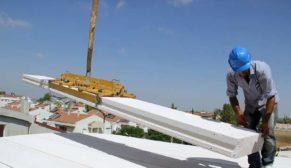 Ytong Çatı Plağı ile çatılardaki yaz sıcakları bitiyor