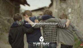 Yurtbay Seramik'ten herkese teşekkürler