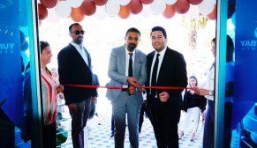 Yurtbay Seramik Beğtaşlar Bodrum mağazası açıldı