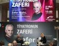 Zafer Alagöz: Gerçek oyunculuk tiyatrodan geçer