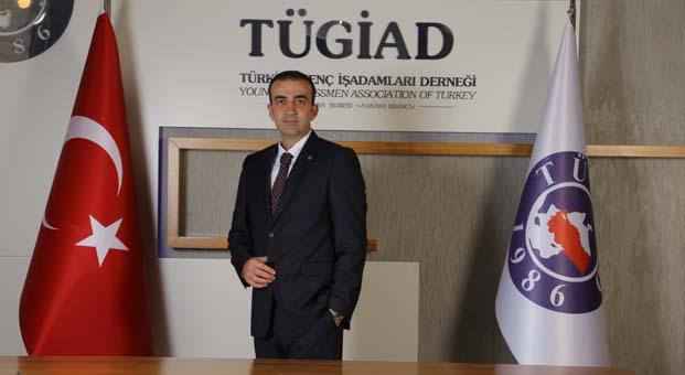 TÜGİAD Ankara'da yönetim değişiyor