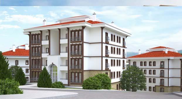 TOKİ, Zonguldak'ta 110 konut inşa edecek