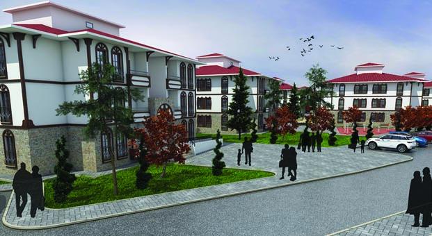 Zonguldak Devrek-Çaydeğirmeni'ne 319 konut