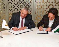 Zorlu Enerji ile JDECO Filistin'de güneş santrali kuracak