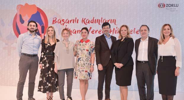 Dünya Kadınlar Günü'ndeZorlu Holding çalışanlarındanUNICEF Kampanyasına anlamlı destek