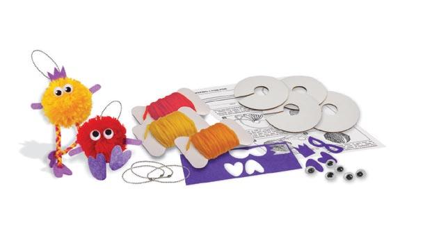 Zorlu Alışveriş Merkezi'nde çocuklar Ponpon Kukla ve Sihirli Balon tasarlayacak