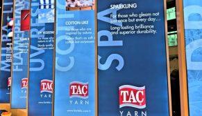 Zorlu Tekstil Grubu lider markaları ile 30. kez Heimtextil Fuarı'nda yerini aldı