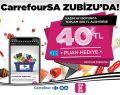 ZUBİZU üyelerine CarrefourSA'daalışveriş ayrıcalığı başlıyor