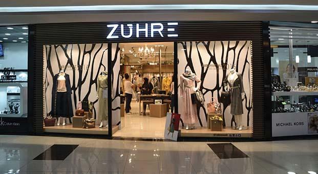 Muhafazakar giyim sektörü Zühre, Jakarta'da parlamaya hazırlanıyor