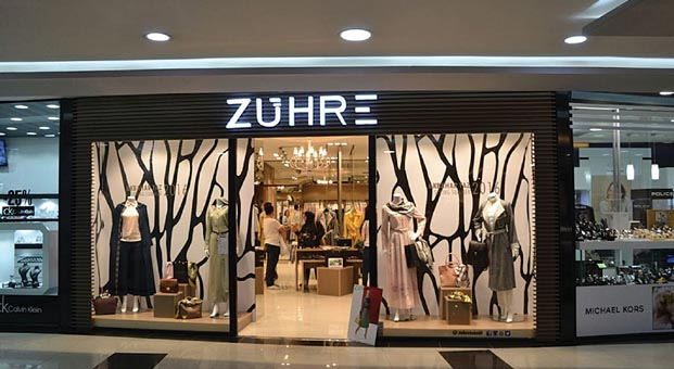 Zühre yeni mağazasını Makedonya'da açtı