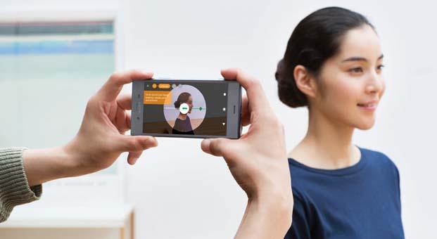 Sevgililer Günü'nde sevdiğinizeXperia XZ1 ile oluşturacağınız 3D Avatar modelinizi gönderin