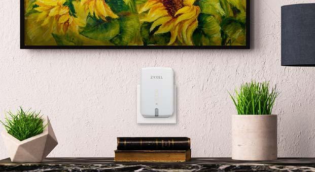 Zyxel'den yeni Wi-Fi menzil genişletici:WRE 6602